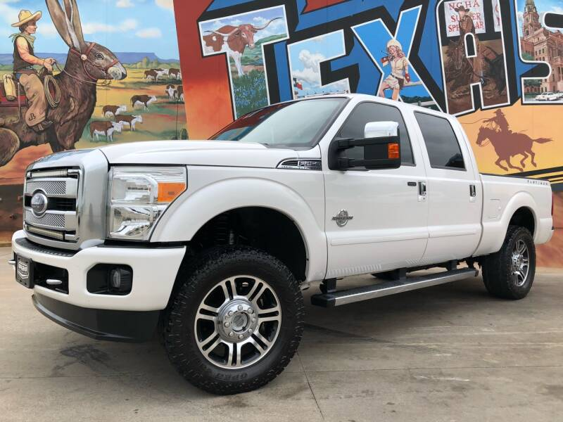 2015 Ford F-250 Super Duty for sale at Sparks Autoplex Inc. in Fort Worth TX