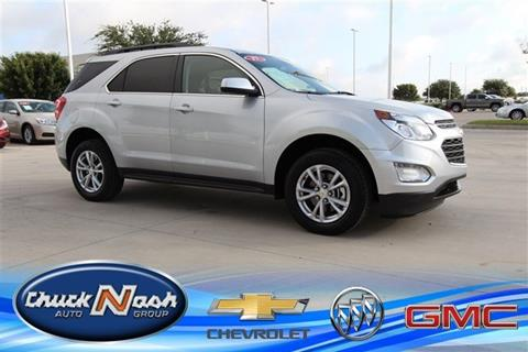 2017 Chevrolet Equinox for sale in San Marcos, TX