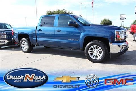 2017 Chevrolet Silverado 1500 for sale in San Marcos, TX
