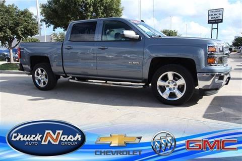 2015 Chevrolet Silverado 1500 for sale in San Marcos, TX