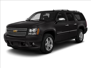 2014 Chevrolet Suburban for sale in San Marcos, TX