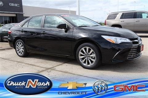 2016 Toyota Camry for sale in San Marcos, TX