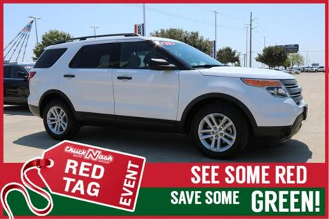 2015 Ford Explorer for sale in San Marcos, TX