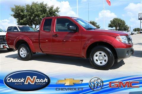 2014 Nissan Frontier for sale in San Marcos, TX