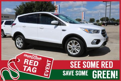 2017 Ford Escape for sale in San Marcos, TX