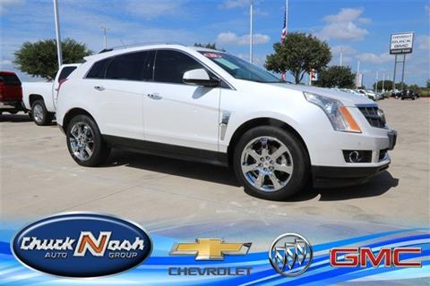 2010 Cadillac SRX for sale in San Marcos, TX