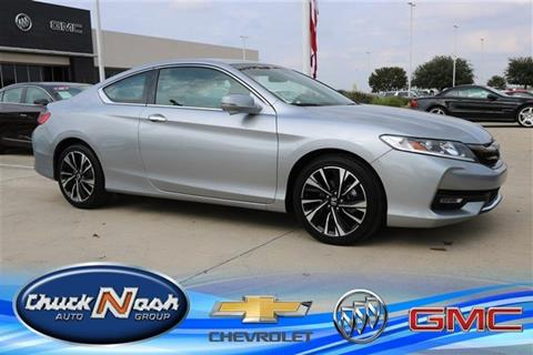 2016 Honda Accord for sale in San Marcos, TX