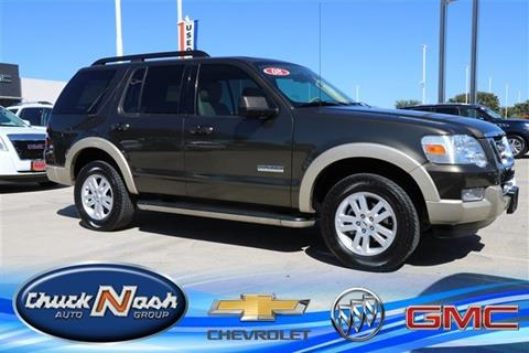 2008 Ford Explorer for sale in San Marcos, TX