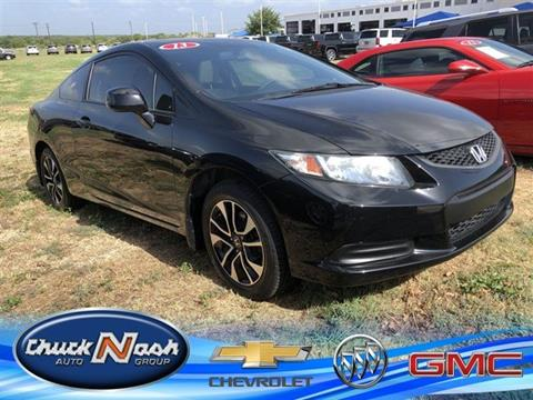 2013 Honda Civic for sale in San Marcos, TX