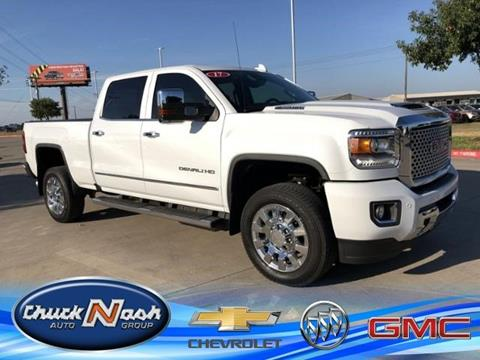 2017 GMC Sierra 2500HD for sale in San Marcos, TX