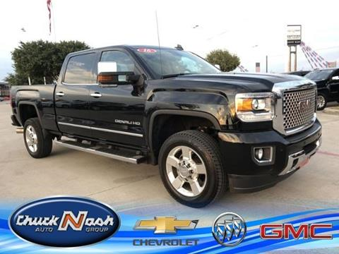 2016 GMC Sierra 2500HD for sale in San Marcos, TX