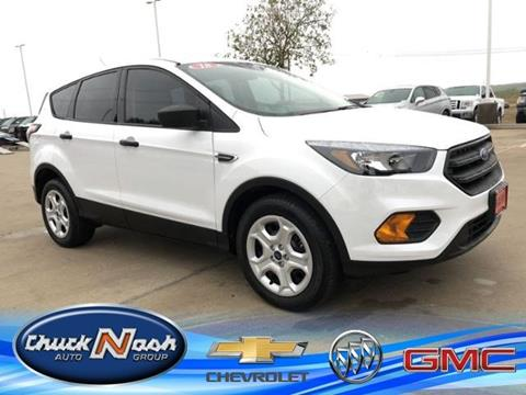2018 Ford Escape for sale in San Marcos, TX