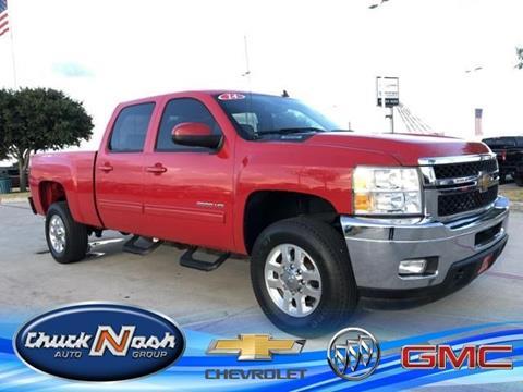 2014 Chevrolet Silverado 2500HD for sale in San Marcos, TX