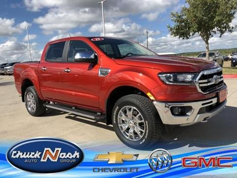 2019 Ford Ranger for sale in San Marcos, TX