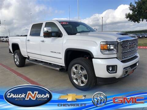 2019 GMC Sierra 2500HD for sale in San Marcos, TX