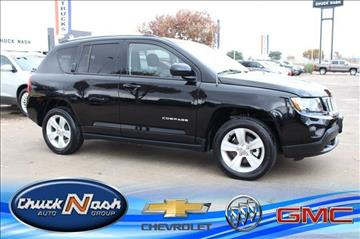 2016 Jeep Compass for sale in San Marcos, TX