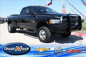 2005 Dodge Ram Pickup 3500 for sale in San Marcos, TX