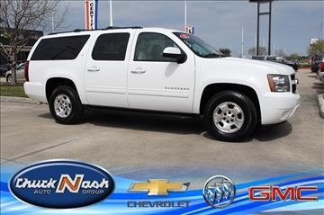 2012 Chevrolet Suburban for sale in San Marcos, TX
