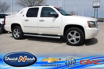 2013 Chevrolet Black Diamond Avalanche for sale in San Marcos, TX