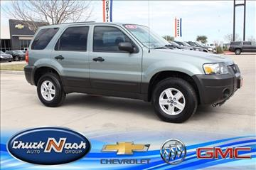 2006 Ford Escape for sale in San Marcos, TX
