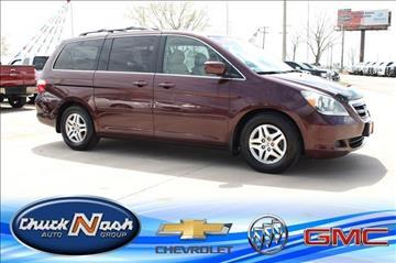 2007 Honda Odyssey for sale in San Marcos, TX