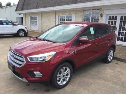 2017 Ford Escape for sale in Sandersville, GA
