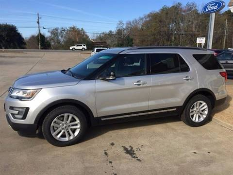 2017 Ford Explorer for sale in Sandersville, GA