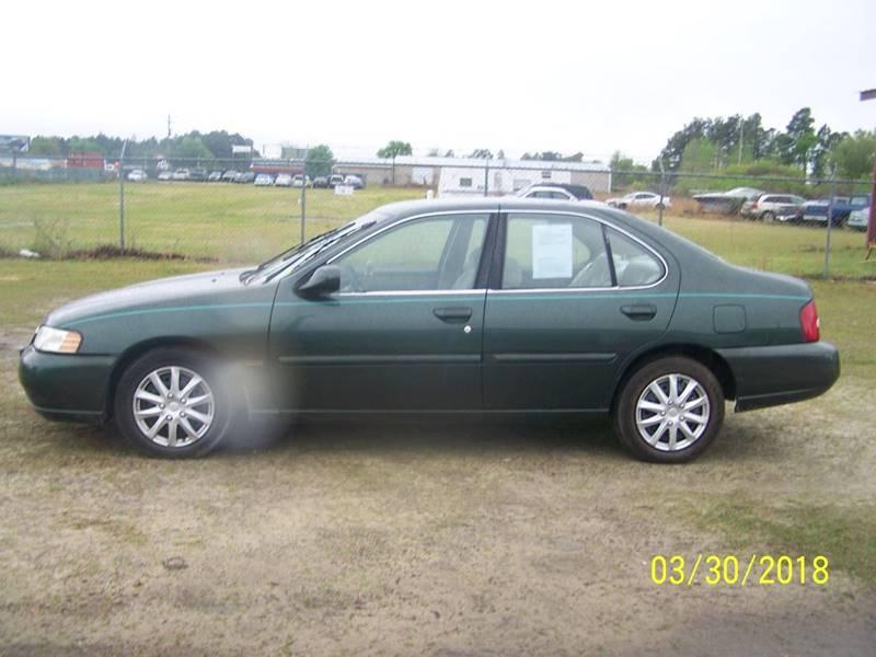 2001 Nissan Altima For Sale At Whitaker Used Cars U0026 Trucks In Statesboro GA