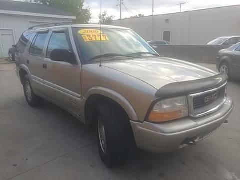 2000 GMC Jimmy for sale in Cedar Rapids, IA