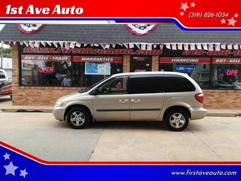 2007 Dodge Caravan for sale in Cedar Rapids, IA