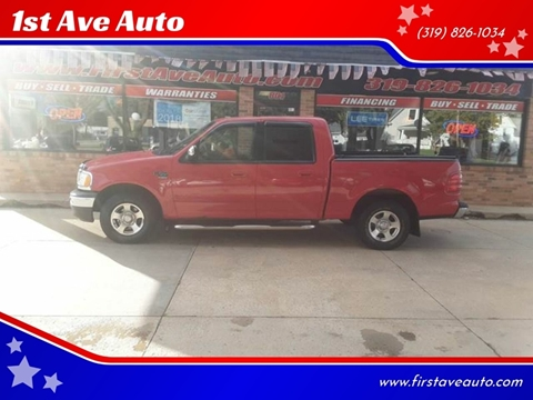 2002 Ford F-150 for sale in Cedar Rapids, IA