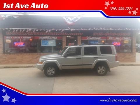 2006 Jeep Commander for sale in Cedar Rapids, IA