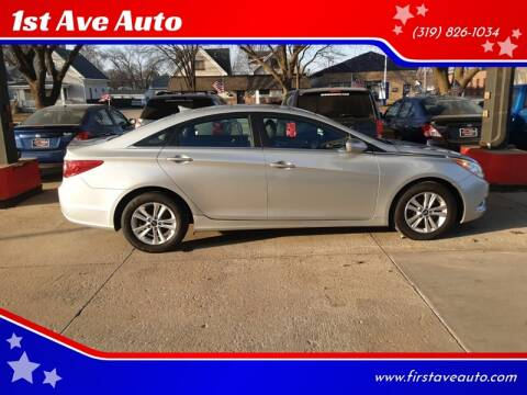 2011 Hyundai Sonata for sale at 1st Ave Auto in Cedar Rapids IA