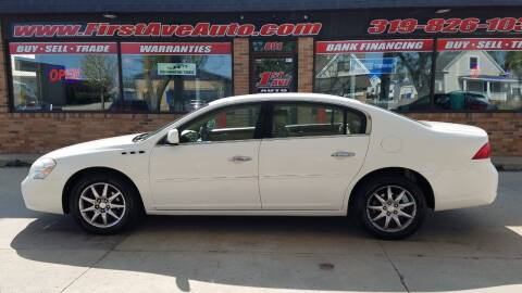 2006 Buick Lucerne for sale at 1st Ave Auto in Cedar Rapids IA
