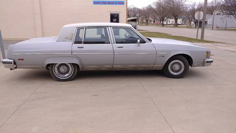 1982 Oldsmobile Ninety-Eight for sale in Cedar Rapids, IA