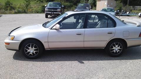 1997 Toyota Corolla for sale in Hamilton, IN