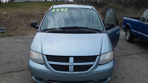 2005 Dodge Caravan for sale in Hamilton, IN