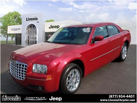 2009 Chrysler 300 for sale in Livonia, MI
