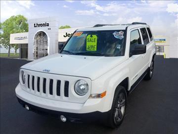 2015 Jeep Patriot for sale in Livonia, MI