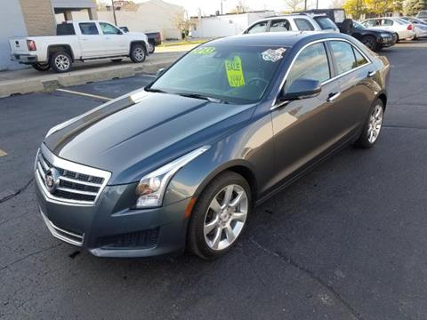 2013 Cadillac ATS for sale in Livonia, MI