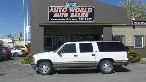 1998 Chevrolet Suburban for sale in Rapid City, SD