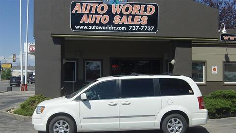 2010 Chrysler Town and Country for sale in Rapid City, SD