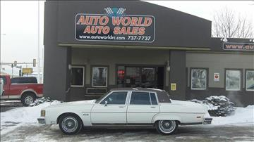 1983 Oldsmobile Ninety-Eight for sale in Rapid City, SD