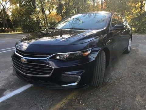 2016 Chevrolet Malibu for sale in Indianapolis, IN