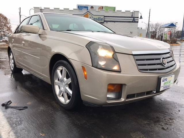 Cadillac Cts Dr Sedan In Indianapolis IN Indy Cars Import - Cadillac dealers indianapolis