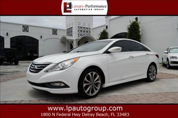 2014 Hyundai Sonata for sale in Delray Beach, FL