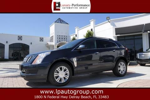 2014 Cadillac SRX for sale in Delray Beach, FL
