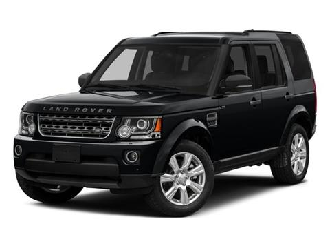 2015 Land Rover LR4 for sale in Delray Beach, FL