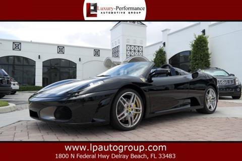 2006 Ferrari F430 for sale in Delray Beach, FL