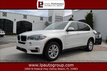 2014 BMW X5 for sale in Delray Beach, FL